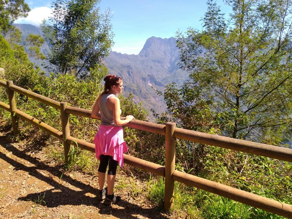 guide accompagnateur randonnée montagne réunion